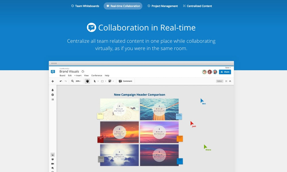 conceptboard tool collaborating