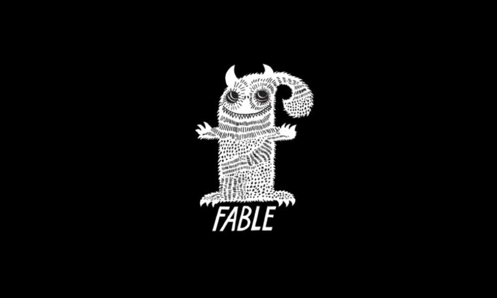 Fable Logo Design