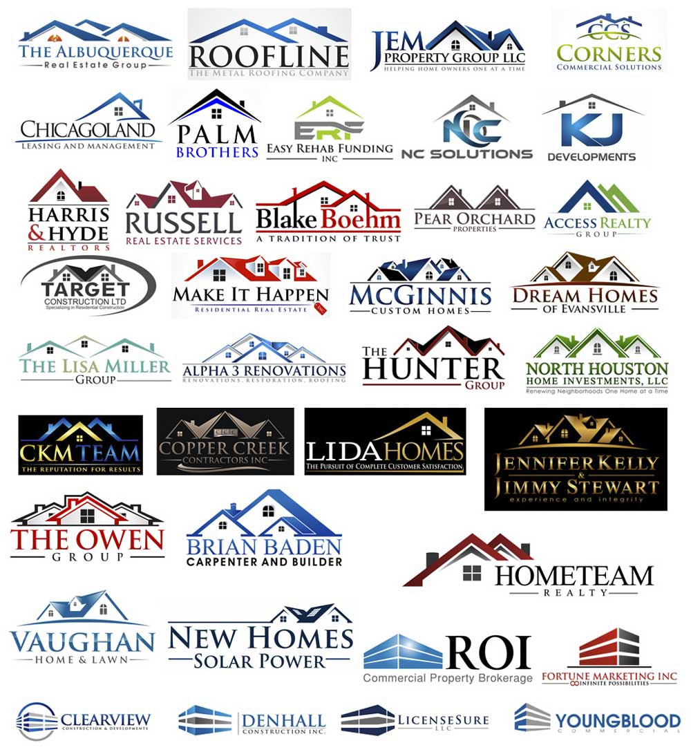 Generic House Logos