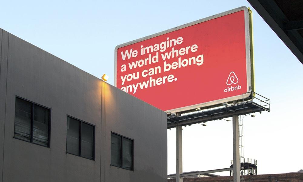 Airbnb New Brand Identity
