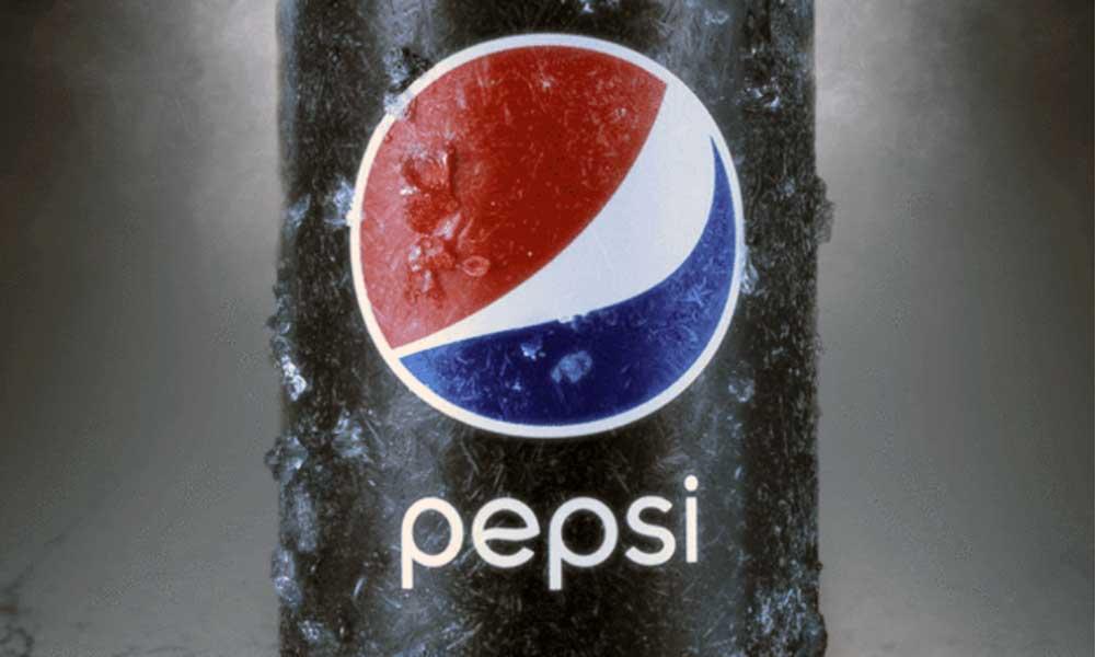 Pepsi New Branding