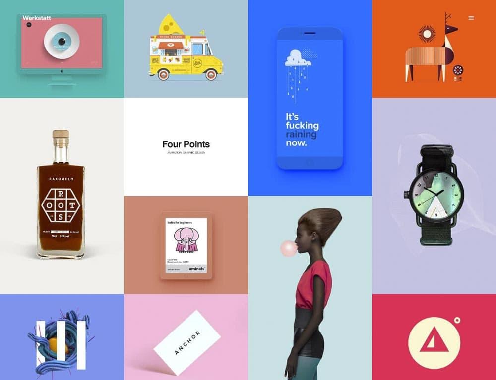 creative portfolio design