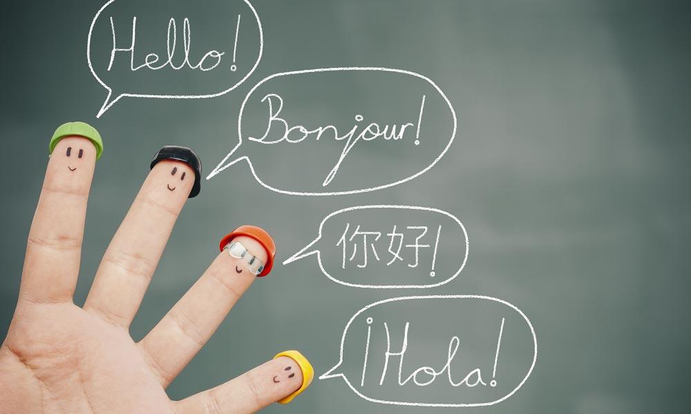 multilingual ecommerce website
