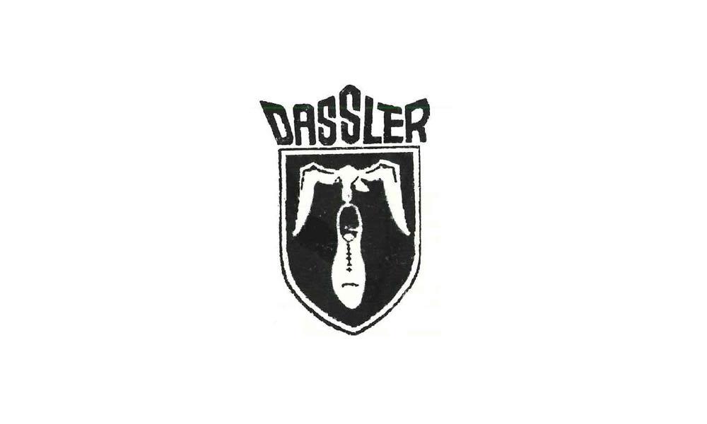 Dassler Logo Design
