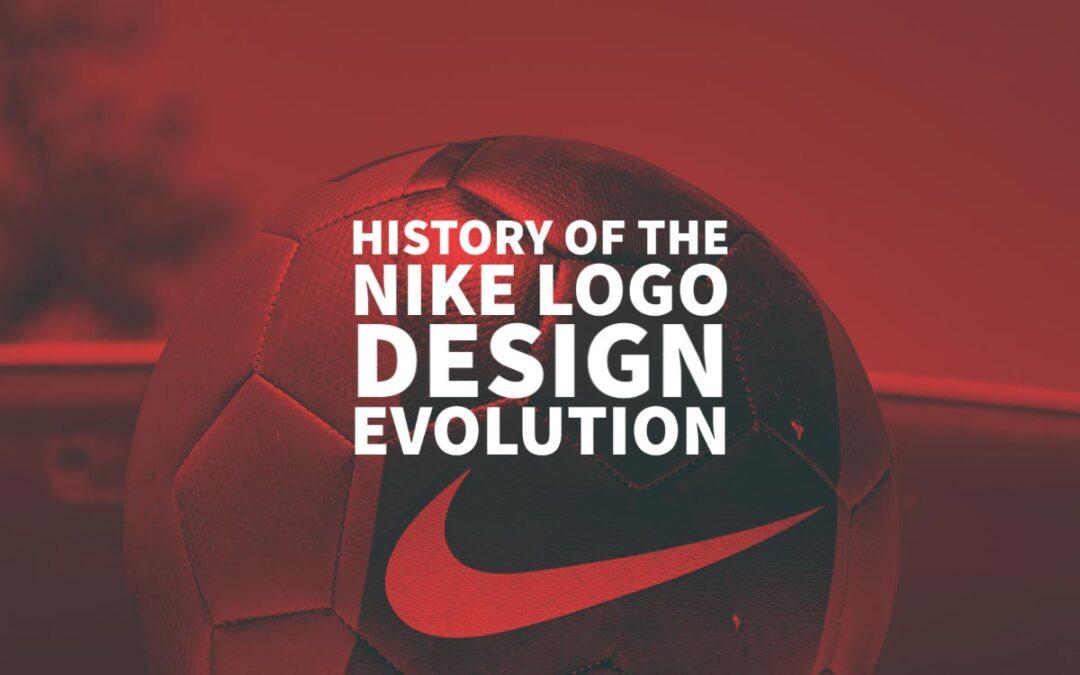 History of the Nike Logo Design Evolution