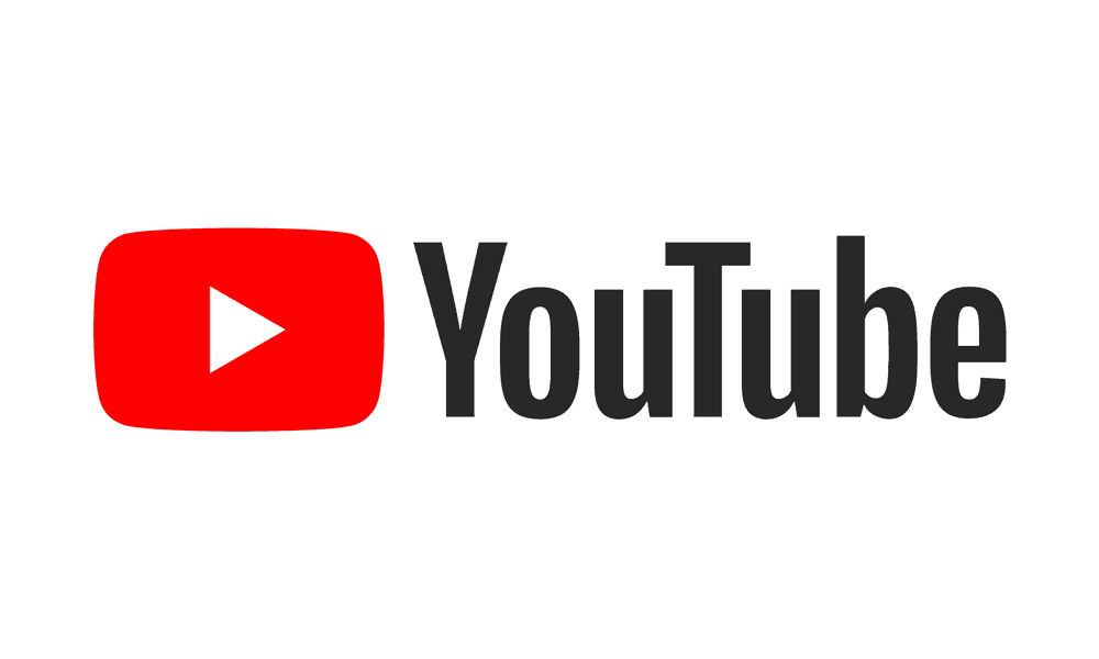 new youtube logo design