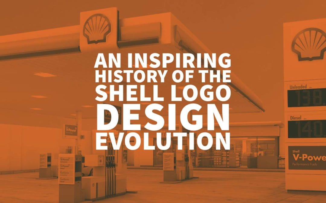 An Inspiring History of the Shell Logo Design Evolution