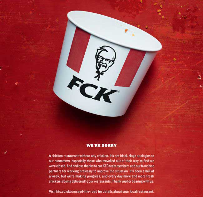 Top 10 Best Print Ads Of All Time - Advertising Examples