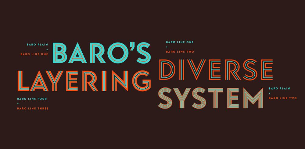 Baro Font Download