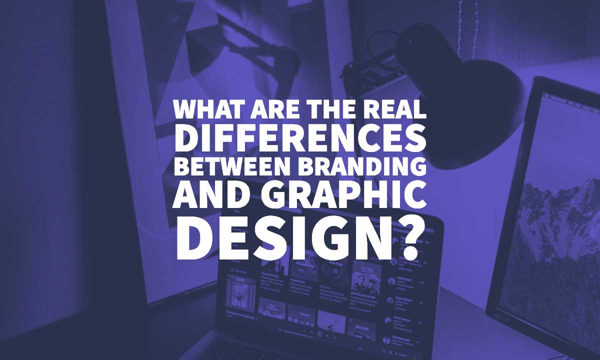 Differences Between Branding And Graphic Design