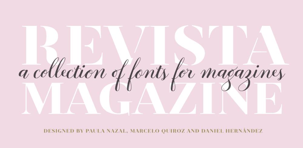 Revista Cool Font