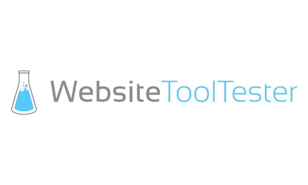 website tool logo design