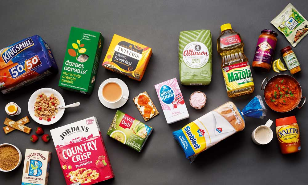 Food Branding Uk