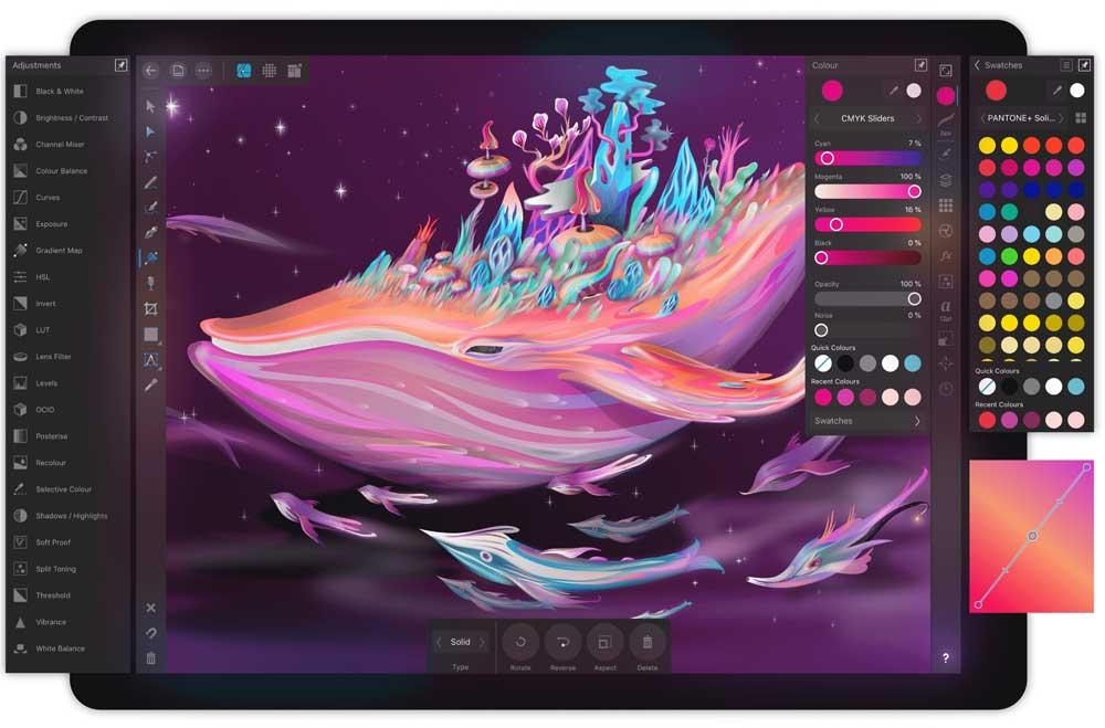 Affinity Art App