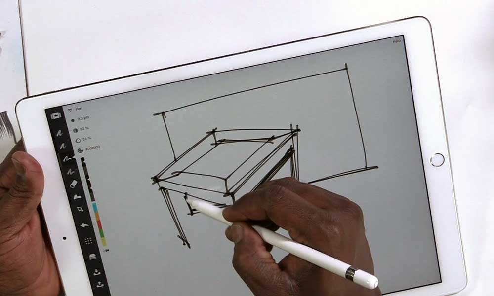 Concepts Drawing App