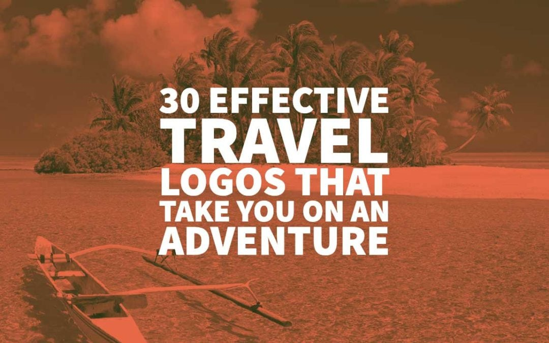 30 Effective Travel Logos That Take You on an Adventure