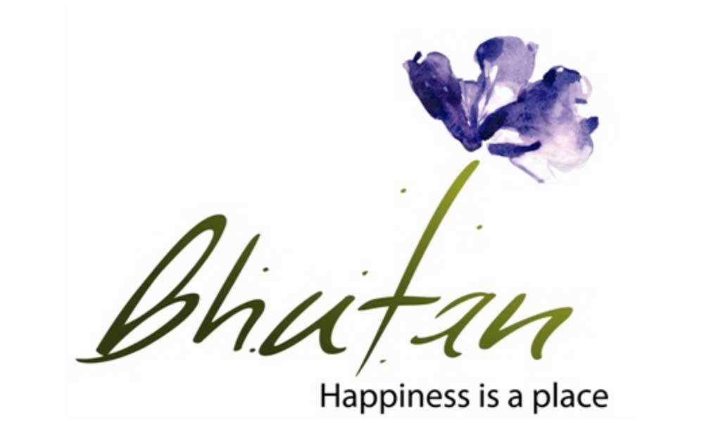 bhutan logo design