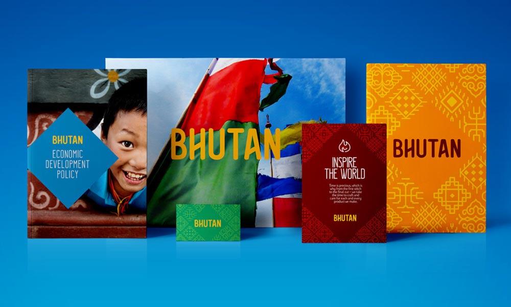 Bhutan Rebranding Examples