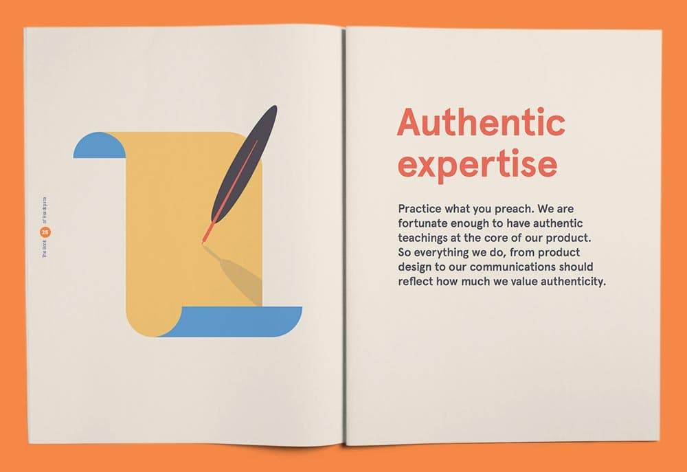 Brand Manual Example