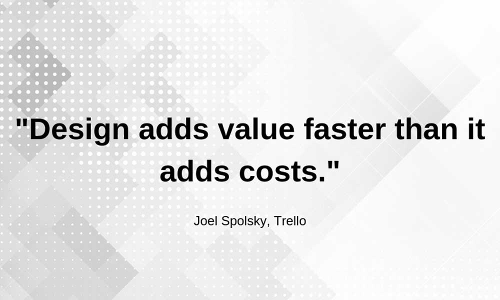 Good Design Quote