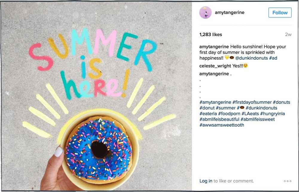 Instagram Marketing Promotion
