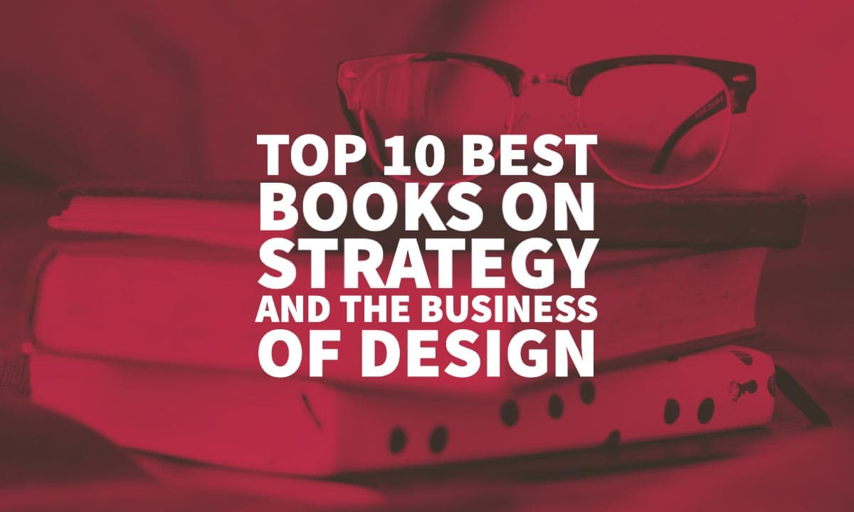 Best Books On Strategy Design Business