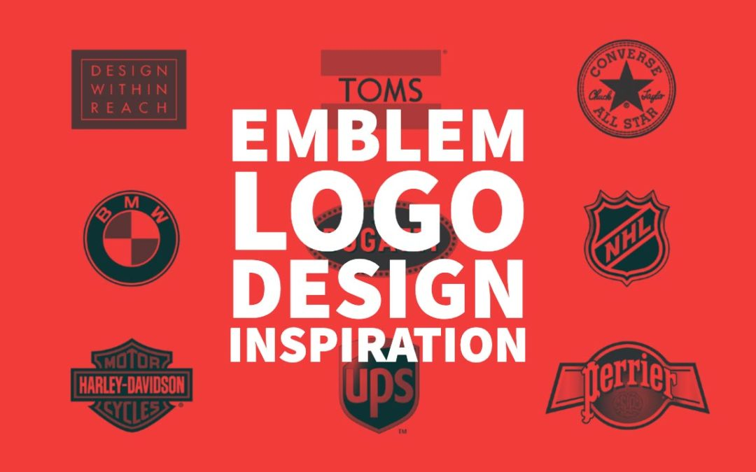 Emblem Logo Design Inspiration