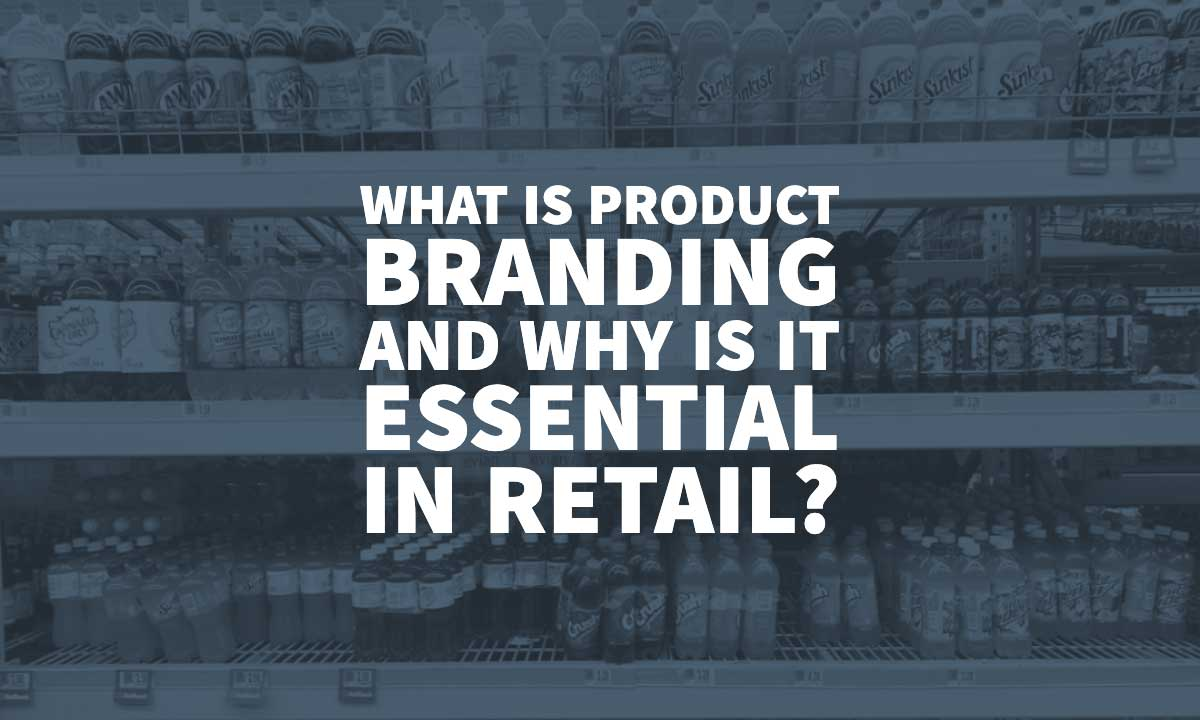 Product Branding Retail