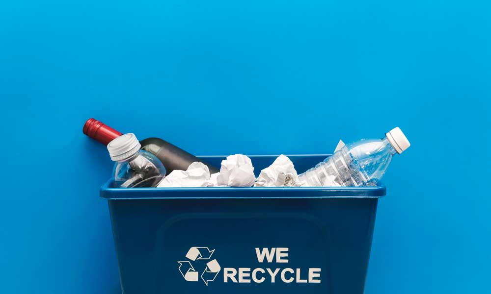 Sustainable Recycling Habits
