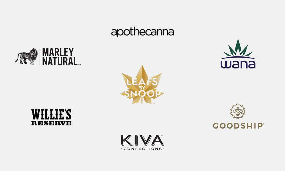 Top Cannabis Logos