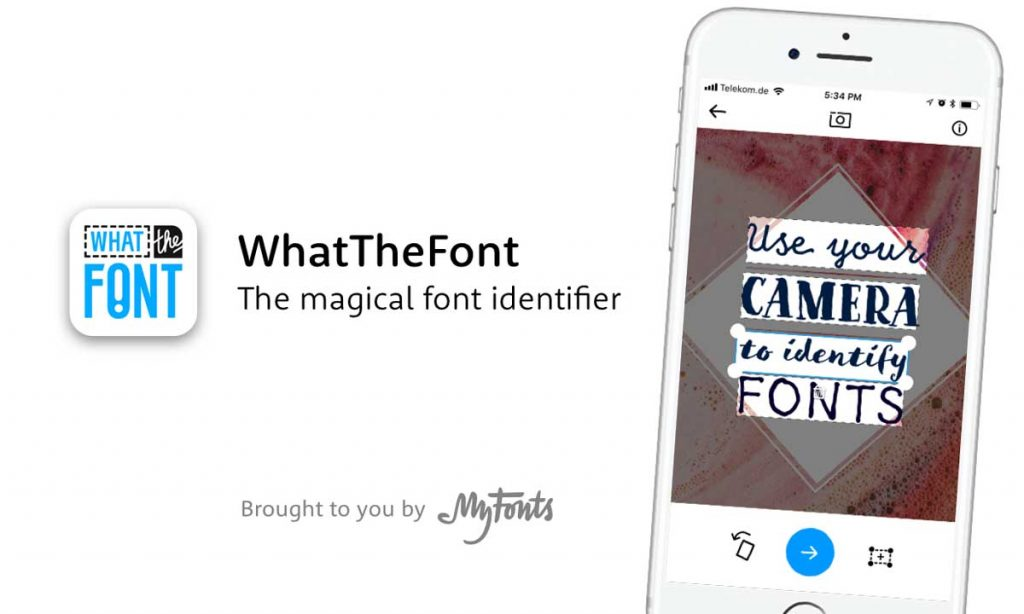 What The Font App For Iphone