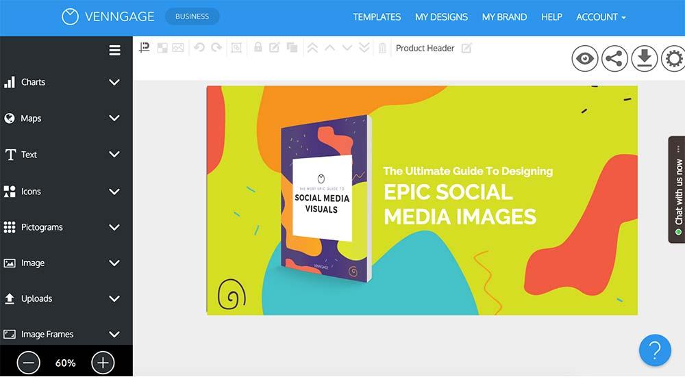 Designing Social Media Images