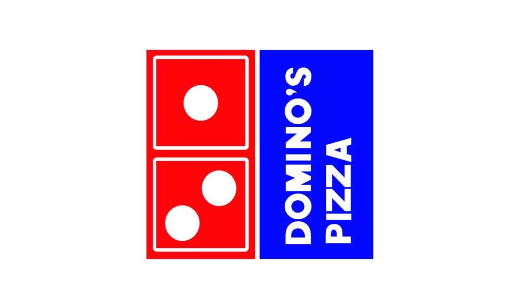 Domino's Logo 1977–1996