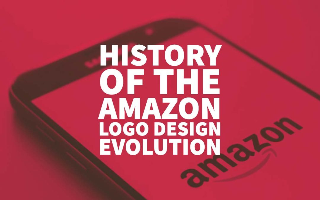 History of the Amazon Logo Design Evolution