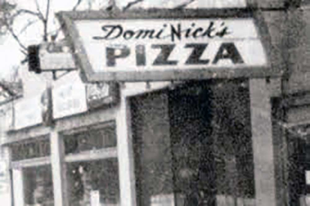 History Of Dominos Pizza