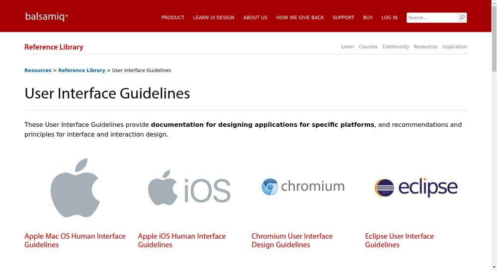 Ui Design Standards Apple