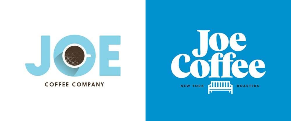 Joe Coffee Logo Design