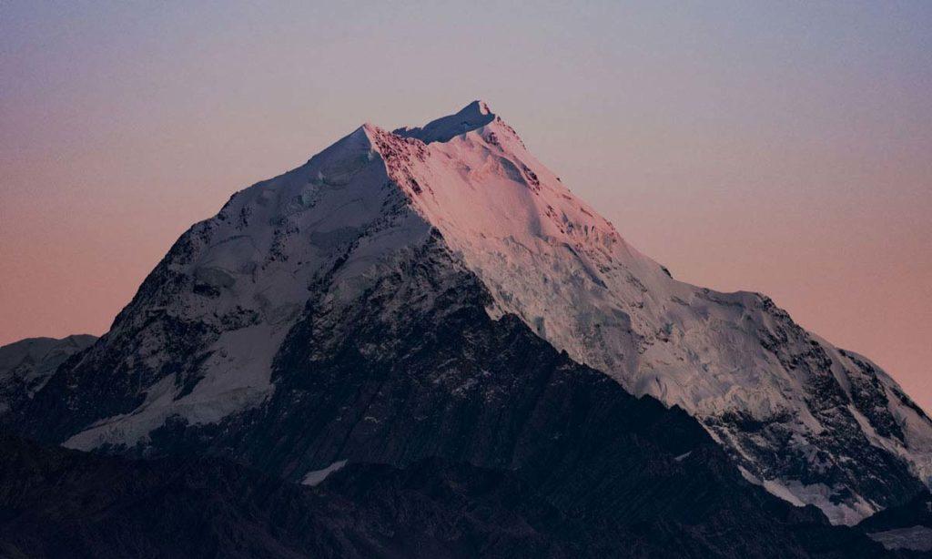 Mountain Darker