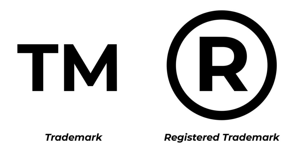 Trademark Vs Registered Trademark Difference