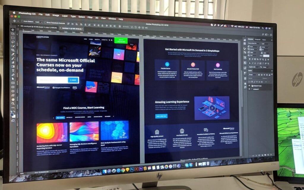 Futuristic Web Design Trends 2021