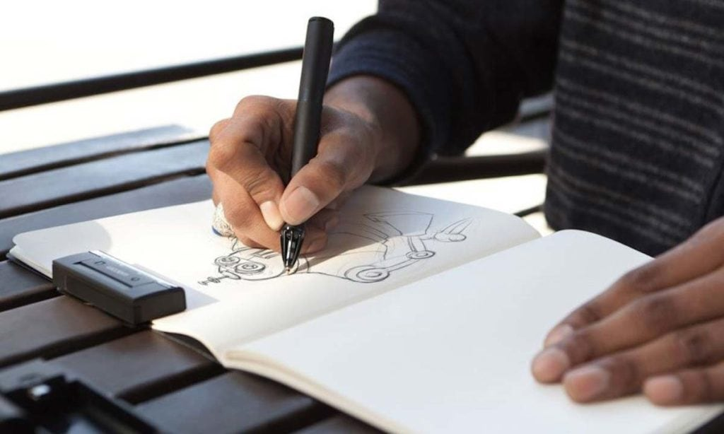 Wacom Inkling Artist Tablets