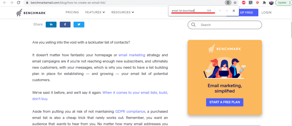17 Manual Competitor Serp Research