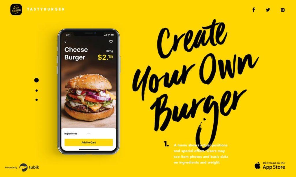 Bold Fonts In App Design