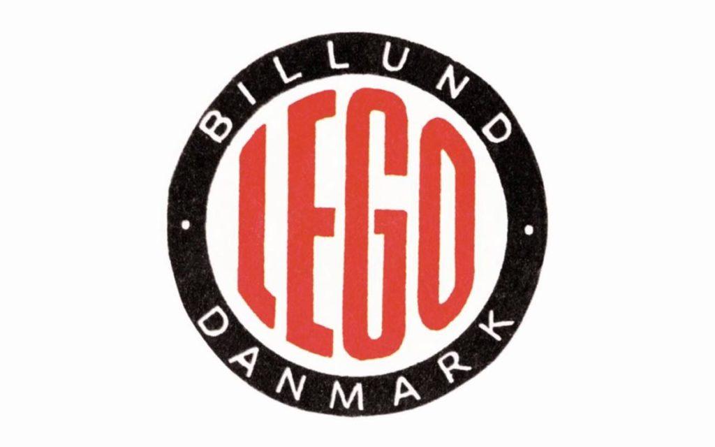1950 Logo Design Lego