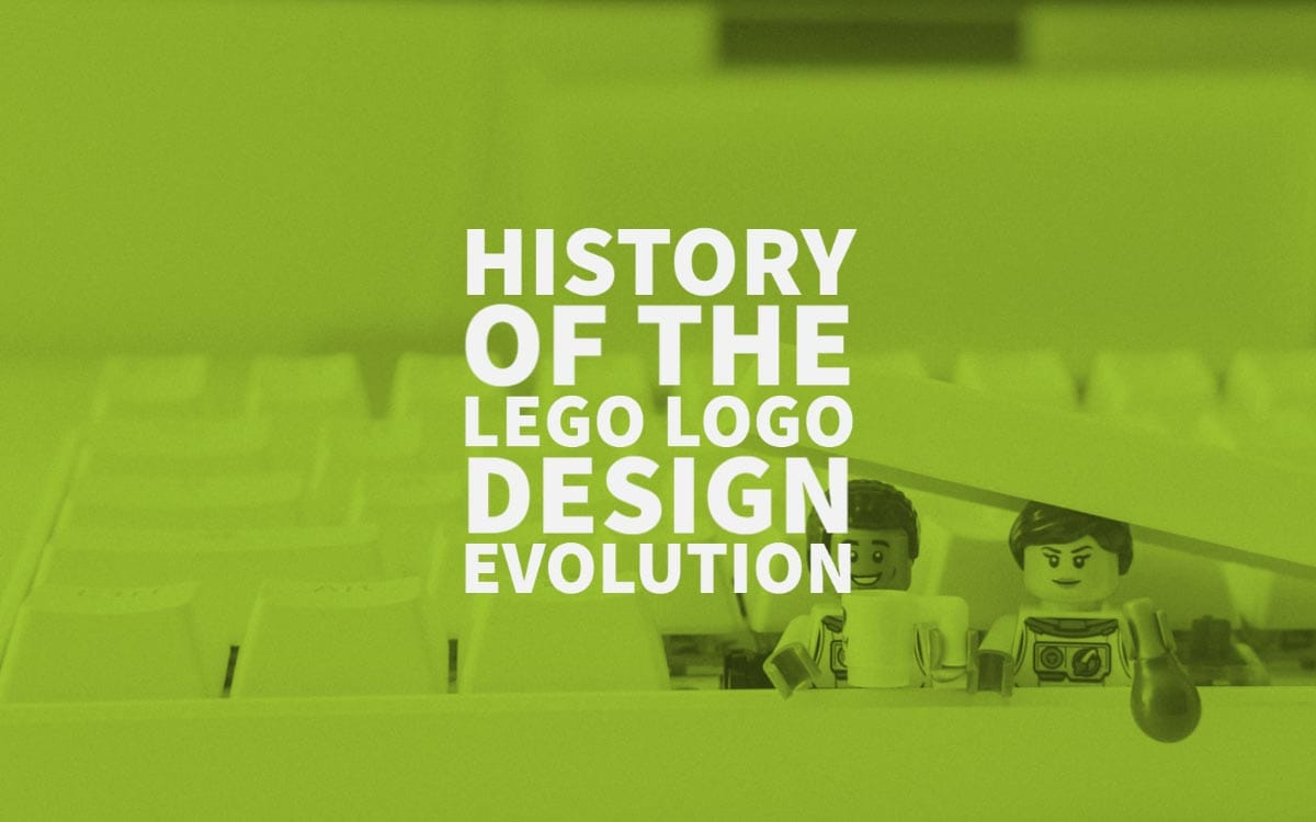 History Of The Lego Logo Design