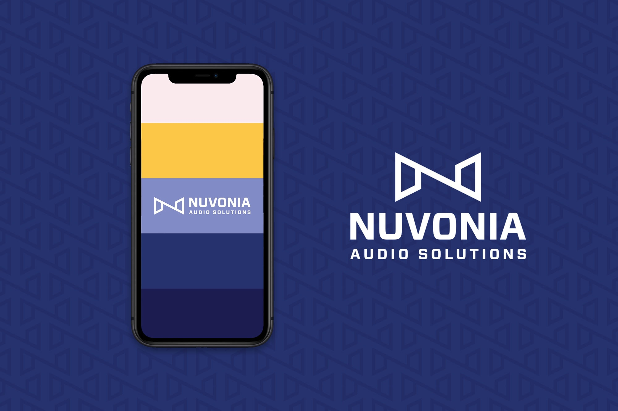 Iphone App Design Audio Services