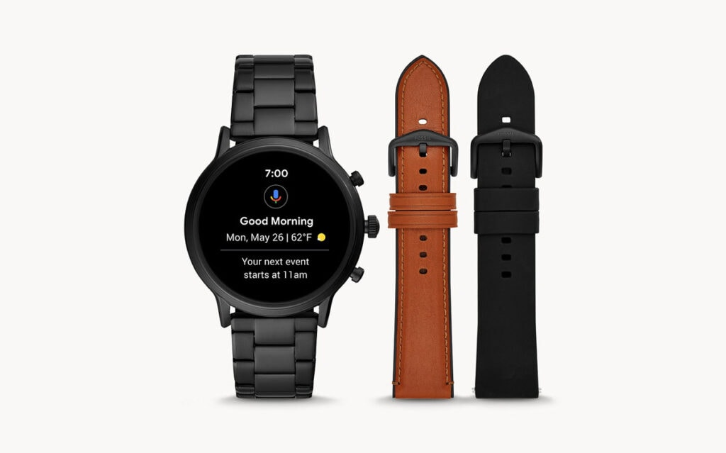 Best Fossil Smartwatch For Designers