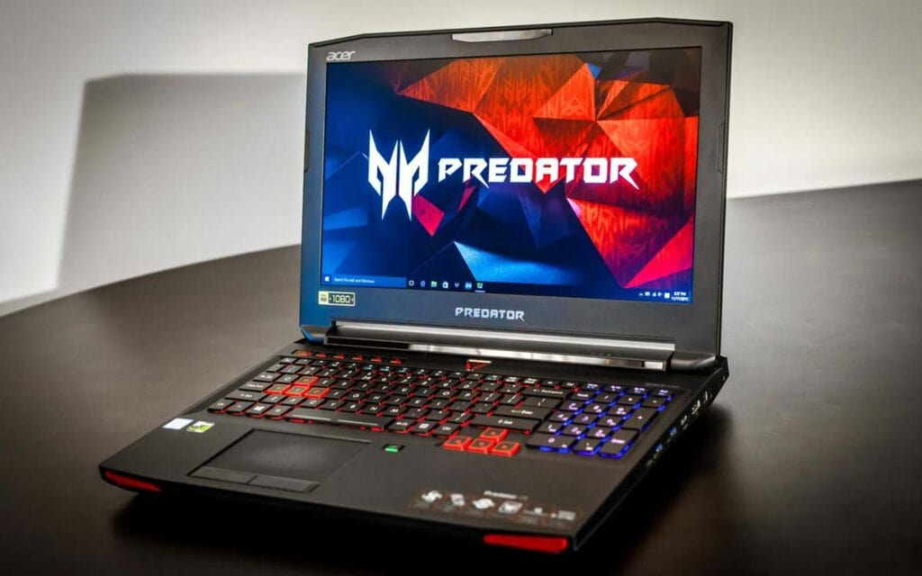 Best Gaming Laptop For Design