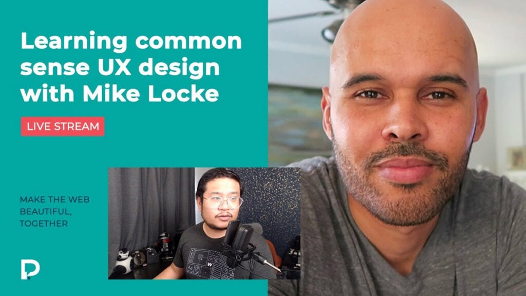 Mike Locke Youtube Channel For Designers