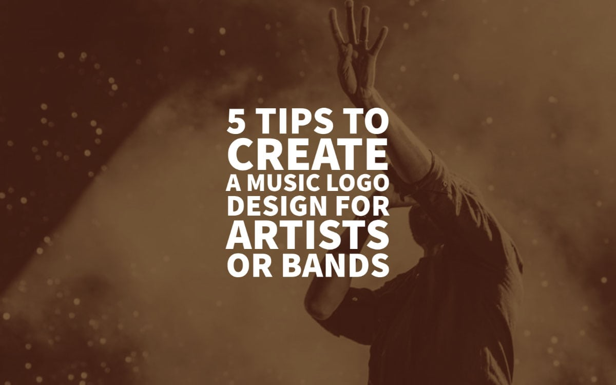 Music Logo Design Artists Bands
